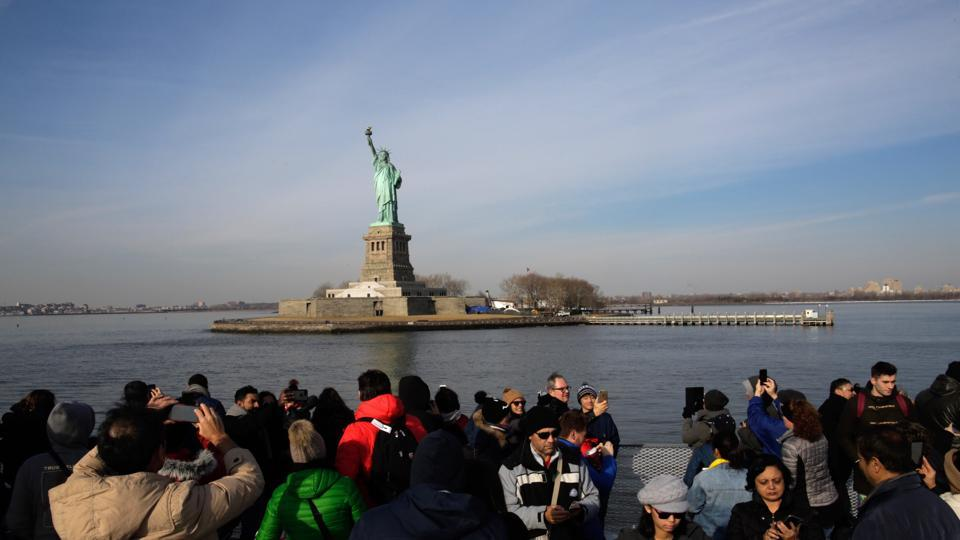 US govt shutdown: Statue of Liberty to reopen; other parks, monuments closed