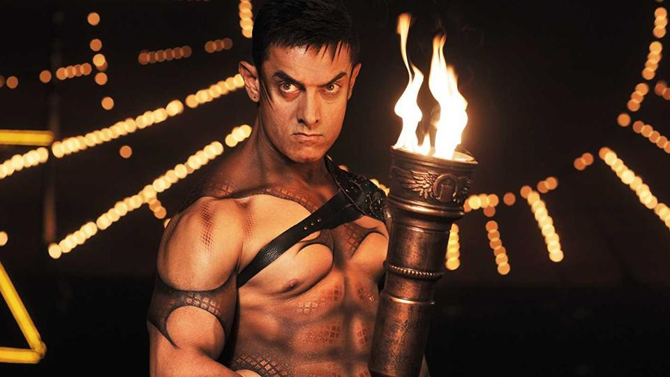 Here's how Aamir Khan got that Dhoom 3 physique. Excerpts from his trainer's book