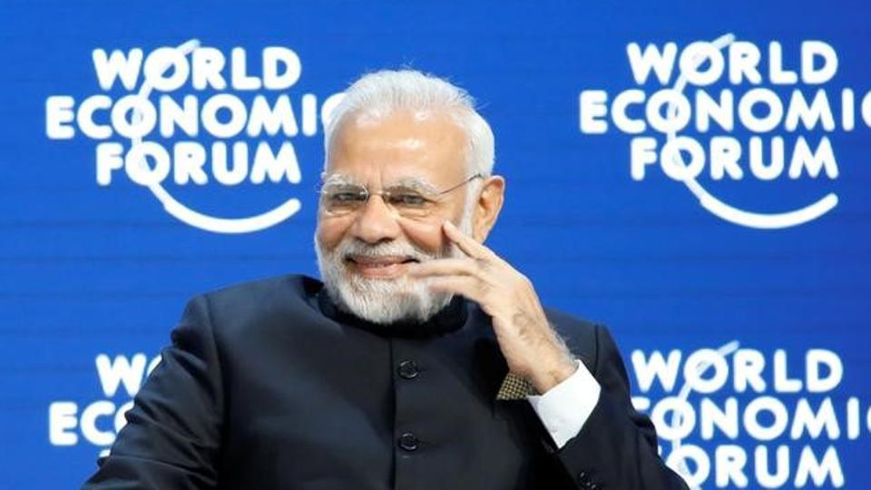 Modi makes India pitch in Davos to Shiv Sena dumps BJP: Top stories of the day