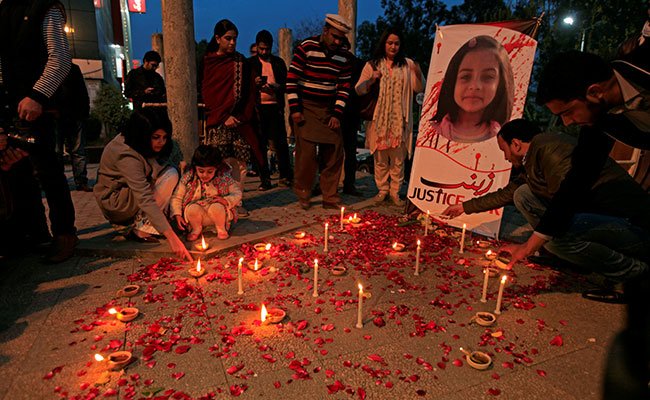 Suspected Serial Killer Arrested In Rape, Murder Of 7-Year-Old Pakistan Girl