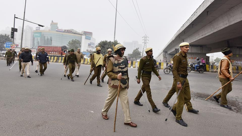 Padmaavat protests: Heavy deployment of police in Gurgaon, thin presence at schools