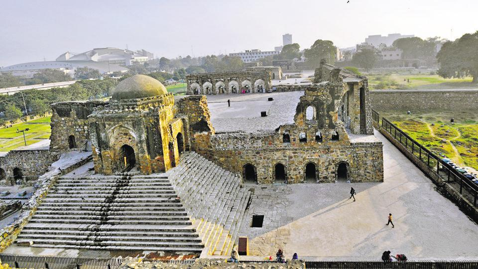 Feroze Shah Kotla: A Tughlaq king's citadel now ruled by djinns
