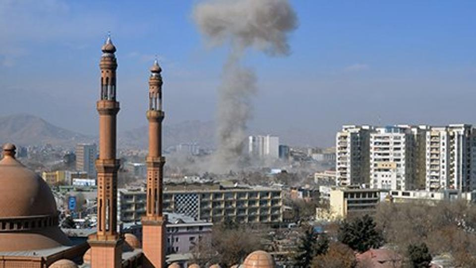 Huge blast rocks Kabul locality with embassies and EU office, casualties feared
