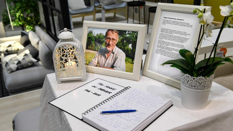 Ingvar Kamprad: The frugal billionaire who founded Ikea dies at age 91