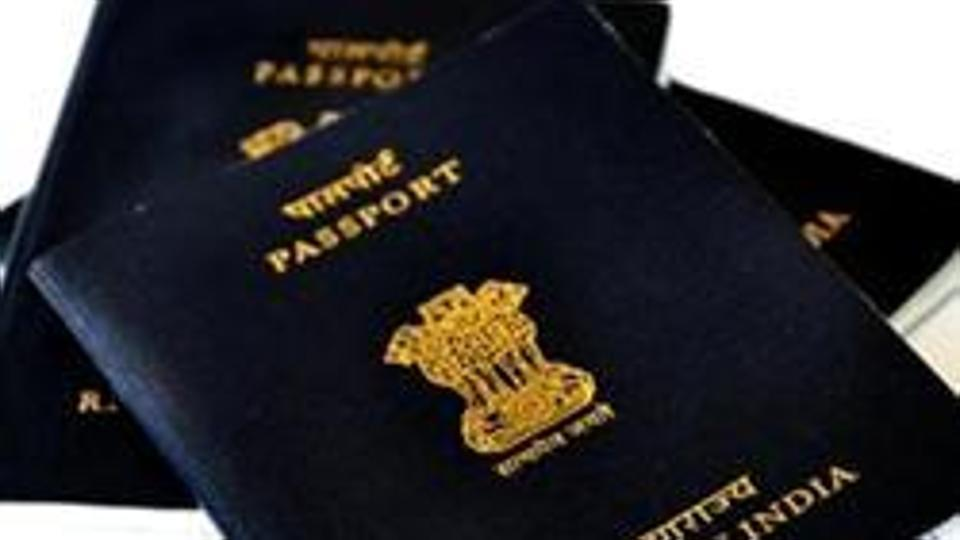 Govt changes its mind on orange passports, removing last page with address proof