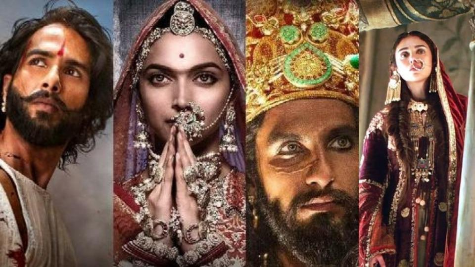 Padmaavat: The real story behind Deepika, Ranveer, Shahid and Aditi's royal looks
