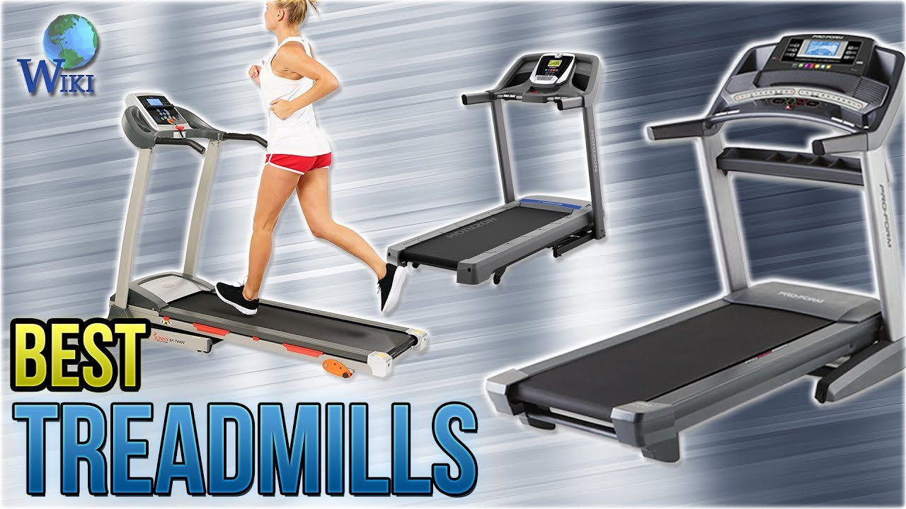 Top 5 Best Treadmill in India [2018]