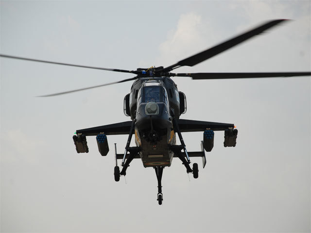 Light Combat Helicopter makes maiden flight with indigenously developed AFCS