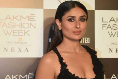 Lakme Fashion Week 2018: Kareena Kapoor Khan Breathes Life Into Anamika Khanna