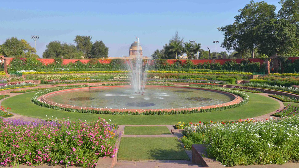 Mughal Gardens of Rashtrapati Bhavan open for public from Tuesday. Here is why it is special this year