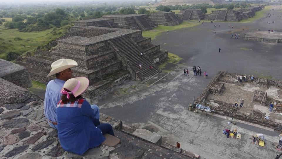Travel lovers, head to Mexico's pyramid cities for a dose of history and archaeology
