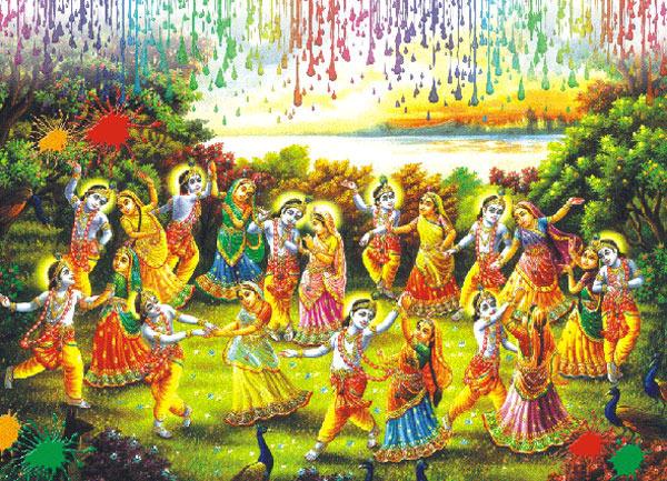 Spiritual Significance Of Holi Festival..