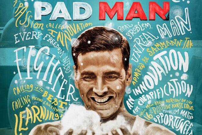 PadMan sets yet another record; becomes the first ever Bollywood film with this new achievement