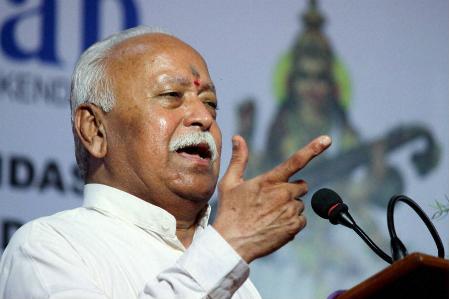 Army Needs 6 Months to Prepare for Battle, RSS Can Do it in 3 Days: Mohan Bhagwat