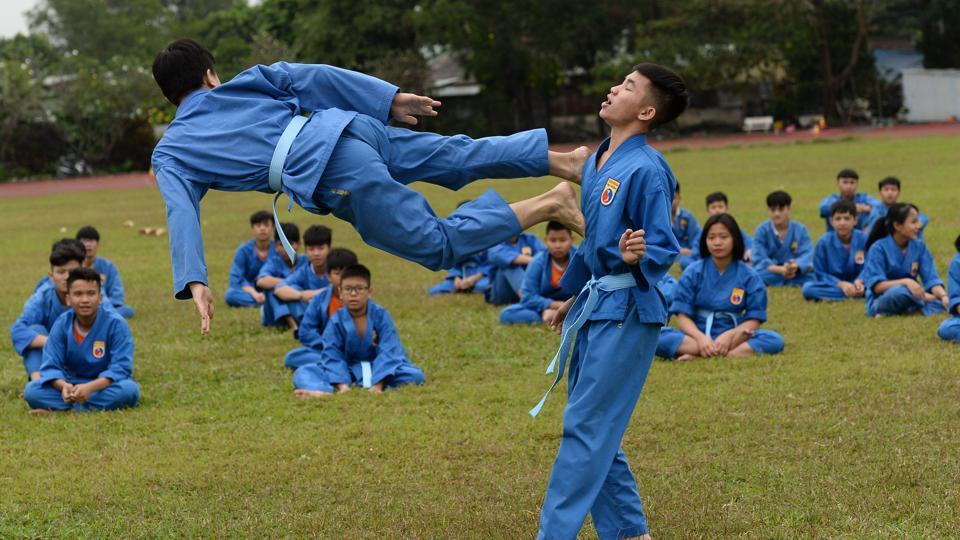 How Vietnamese youth are kicking their gaming addiction with martial art