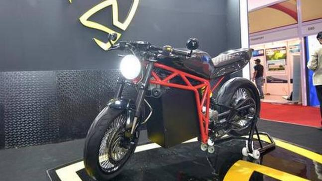 Menza Lucat electric sports bike bookings open in India