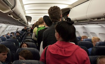 Fight Breaks Out On Plane. Reason? Passenger Who Wouldn