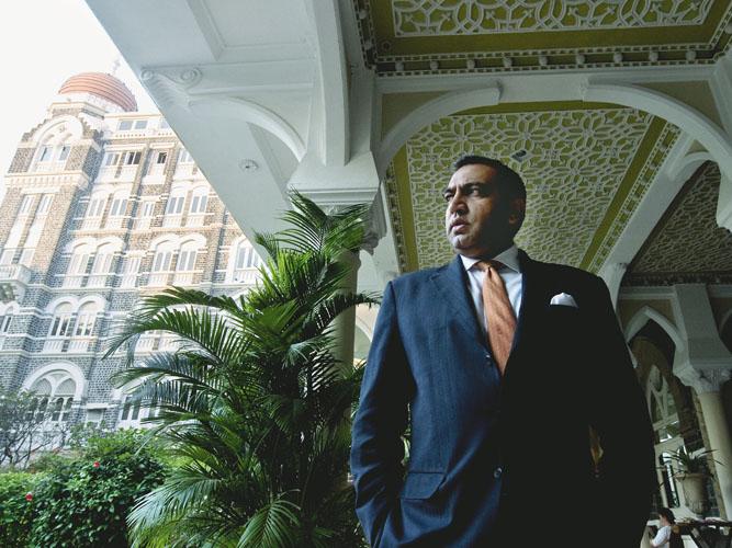 Karambir Kang: Real hero at Taj Mahal Hotel