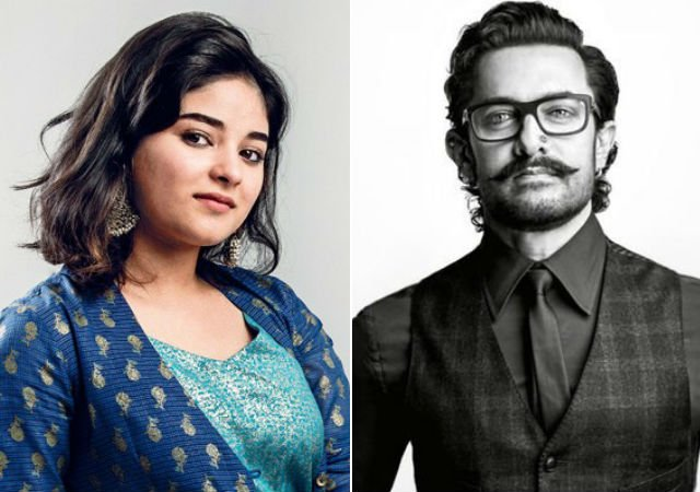 Not Mr Perfectionist, Zaira Wasim would like Aamir Khan to be called by this name