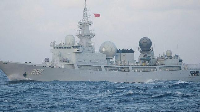 Navy deploys eight warships in Indian Ocean Region to keep an eye on Chinese ships