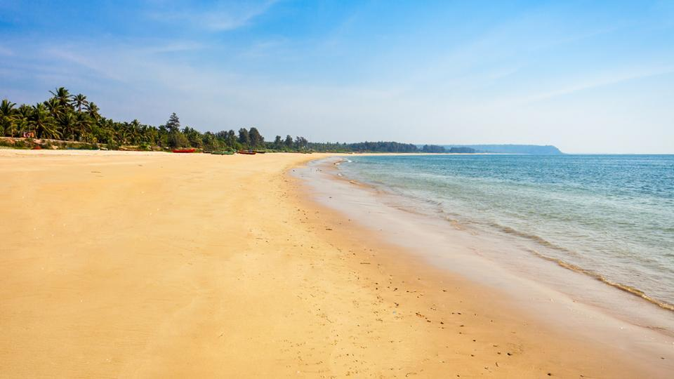 Sun, surf and sand: This beach in Goa topped TripAdvisor's Asia list