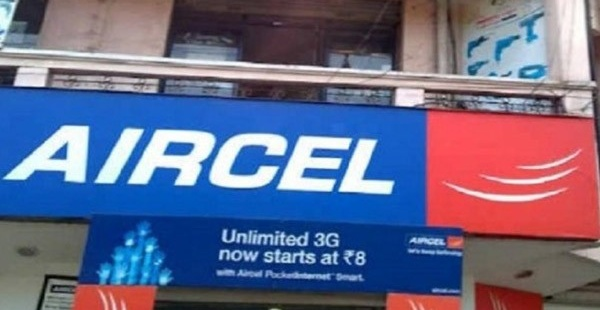 Aircel, country