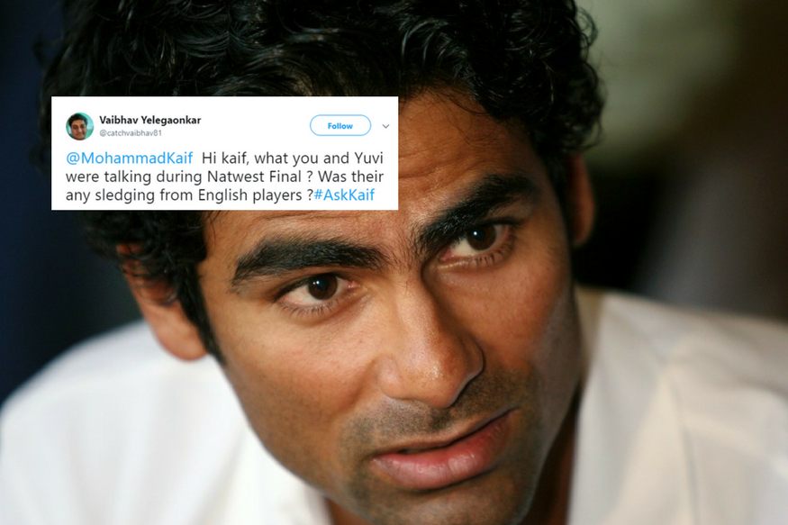 Nasser Hussain Called Kaif a 'Bus Driver' in NatWest Finals, His Response is Winning the Internet