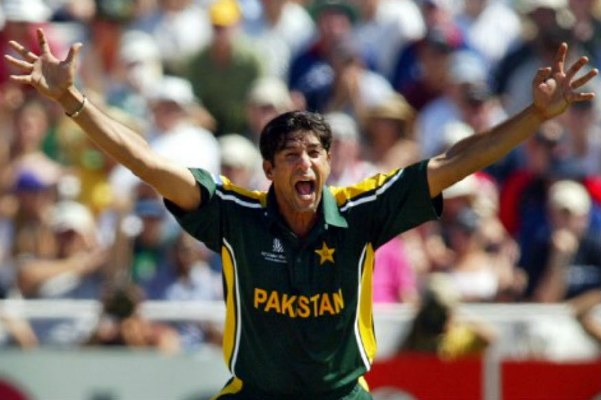 Little Boy Impresses Wasim Akram With Swing and Accuracy