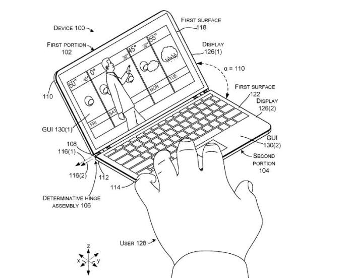 Microsoft's new patent suggests: Andromeda device could replace your laptop