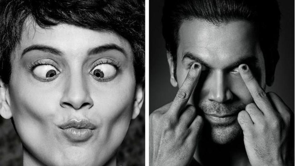 Mental Hai Kya first look: Kangana Ranaut, Rajkummar Rao return and this is nothing like Queen