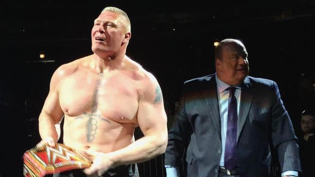 WWE: Brock Lesnar beats Kane in just 35 seconds at Chicago Live event. WATCH