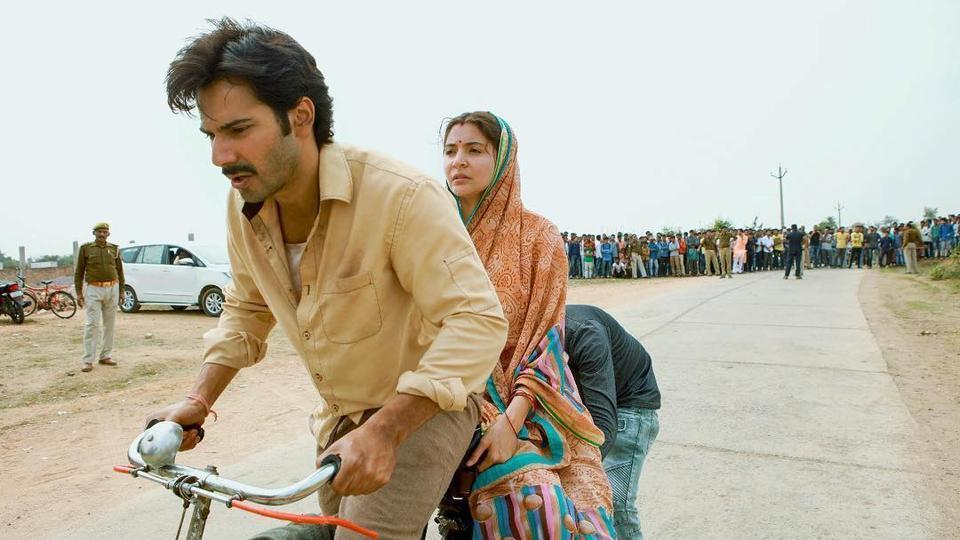 Sui Dhaga: Varun Dhawan cycled for 10 hours with Anushka Sharma riding pillion. See pic