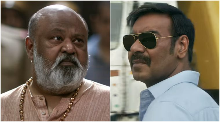 Ajay Devgn and Saurabh Shukla almost come to blows in Raid song Black Jama Hai