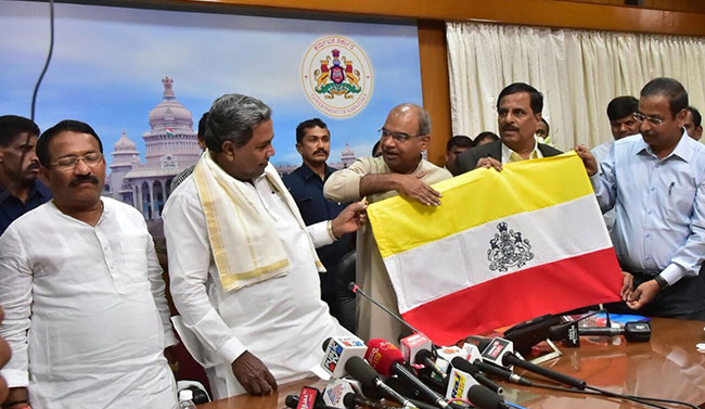 Karnataka Ready With Its Flag, To Ask Centre to Clear