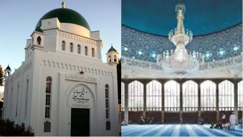 Two mosques in London awarded heritage status in a bid to celebrate the rich culture