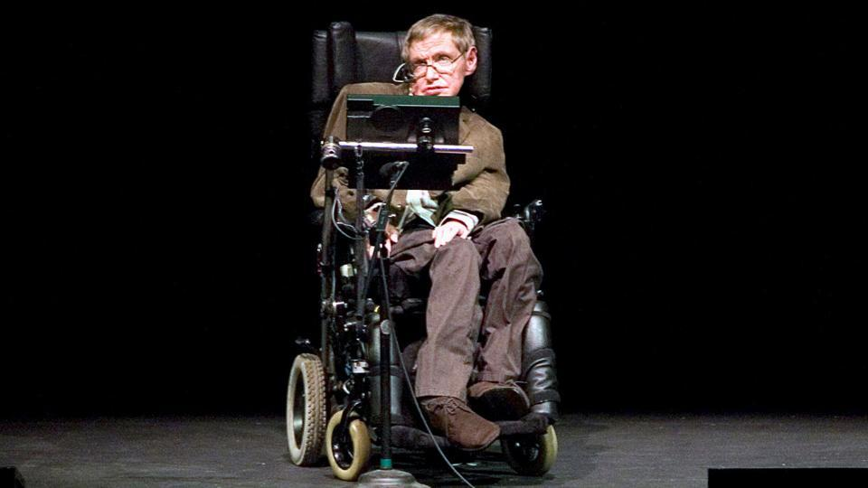 Stephen Hawking, great scientist who wrote of space, time and black holes, dies at 76