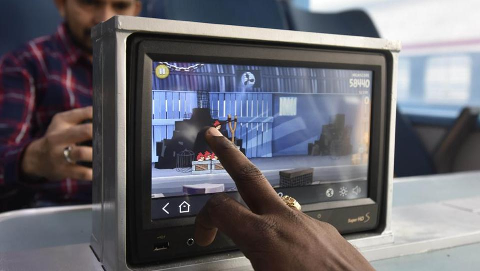 No more movies, video games and songs on Tejas, Shatabdi trains. You want to know why?