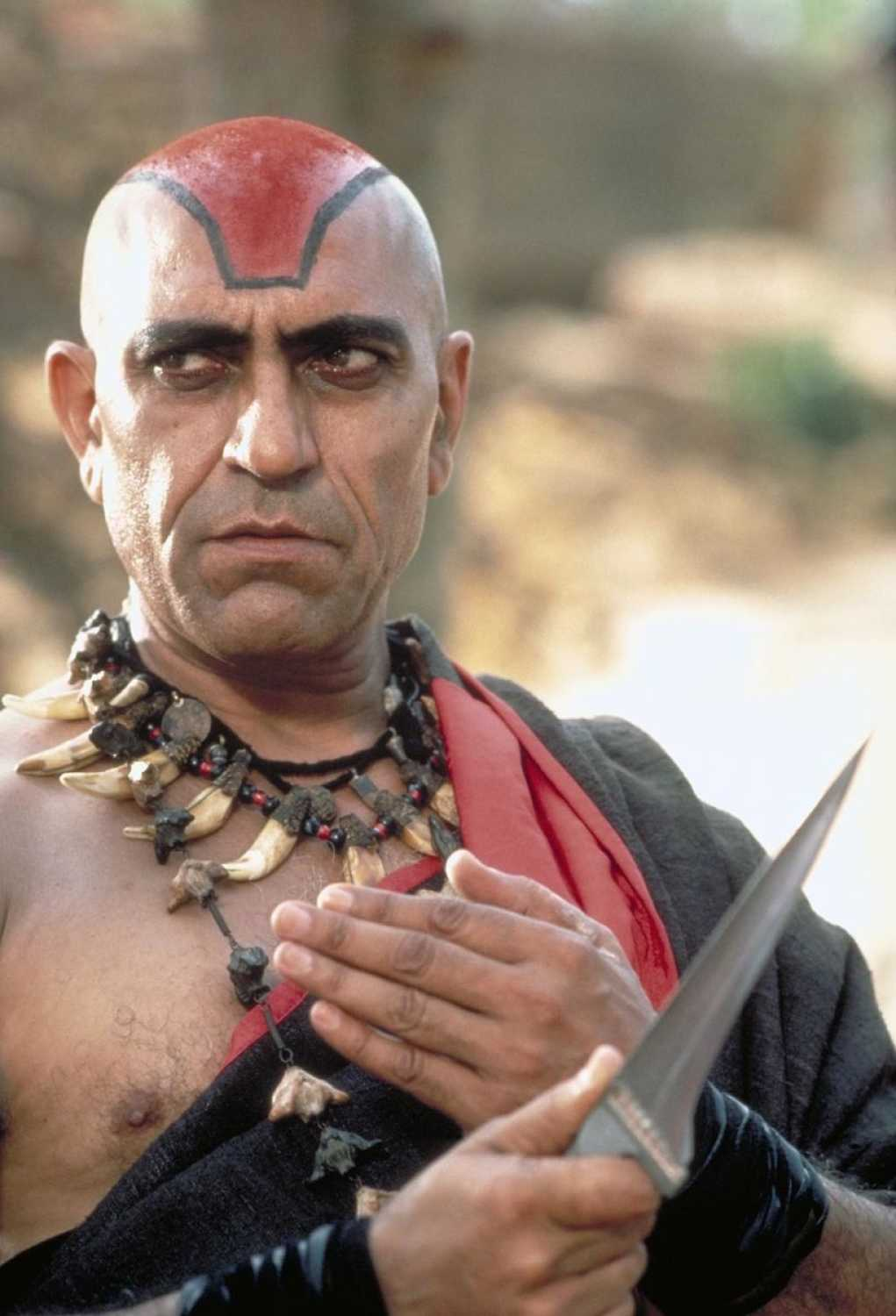 How Amrish Puri