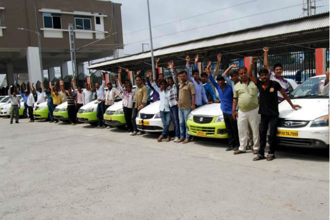 Ola and Uber drivers to go on strike across the country on March 19