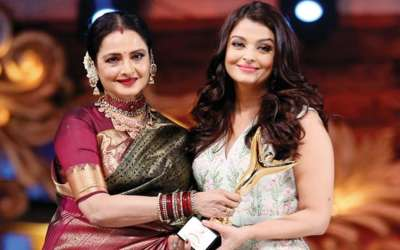 Two Decades of Aishwarya Rai - Wow: Rekha Pens Emotional Letter