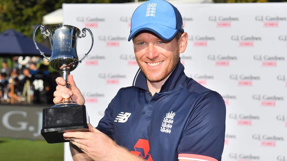 Eoin Morgan to captain ICC World XI against West Indies in Lord's T20 fund-raiser
