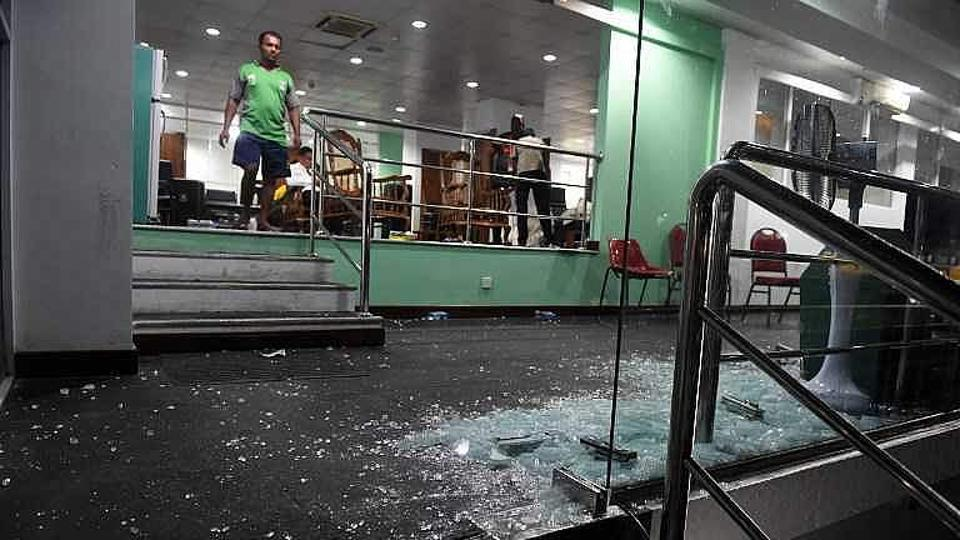 Shakib Al Hasan smashed dressing room glass during Nidahas Trophy: Reports