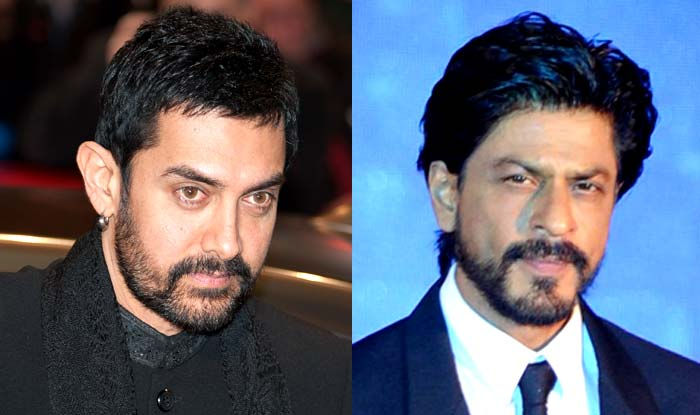 Shah Rukh Khan Seeks Guidance From Aamir Khan For The Rakesh Sharma Biopic Titled Salute?