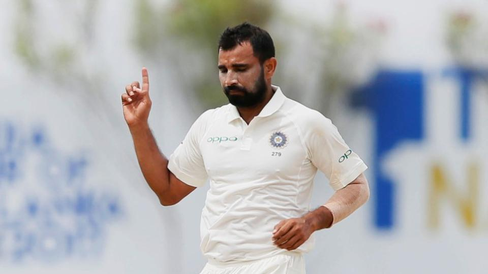 Mohammed Shami, Indian cricket team pacer, sustains head injuries in road accident