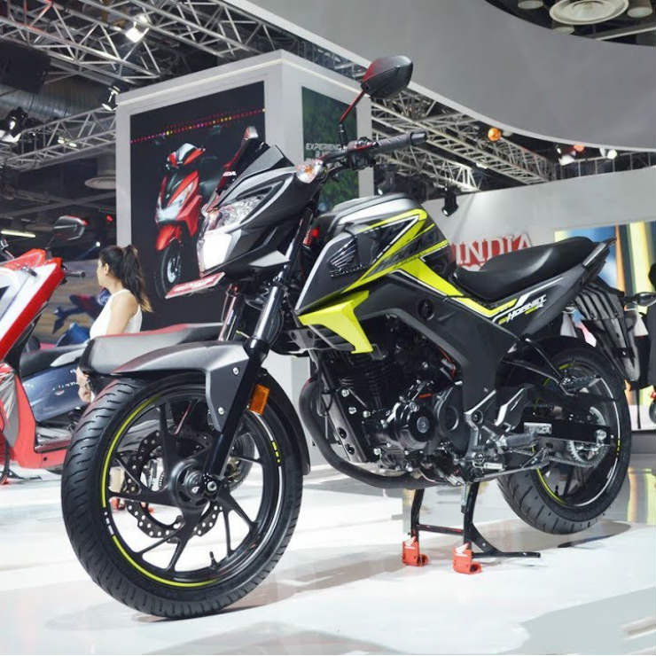 Honda on the verge of beating Bajaj in India's motorcycles segment