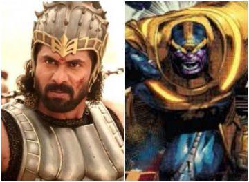 Baahubali star Rana Daggubati joins Avengers: Infinity War universe