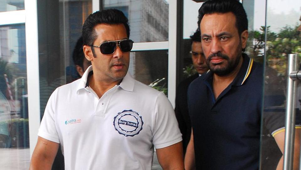 Salman Khan's bodyguard Shera: When a threat comes, I won't stand next to bhai, but in front of him