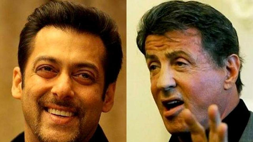 Sylvester Stallone wants to promote Race 3 but isn't sure who Salman Khan is