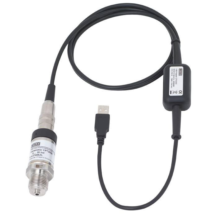 Some Information About USB pressure transmitter CPT2500