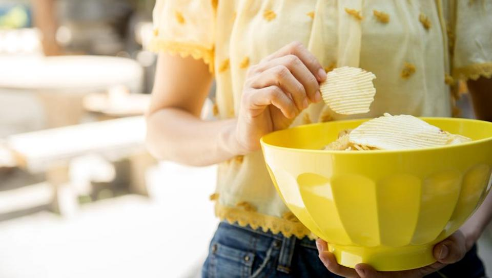Do you skip meals to eat junk food? It's making you overweight and undernourished